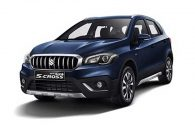 New SX4 S Cross