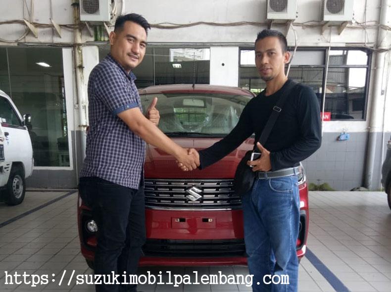 Sales suzuki Palembang