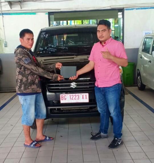 Sales suzuki Palembang 2019